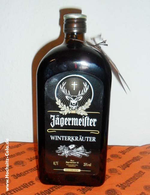 Jägermeister Winterkräuter