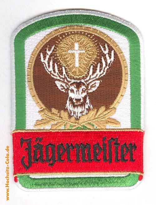 Jägermeister Patch Aufnäher
