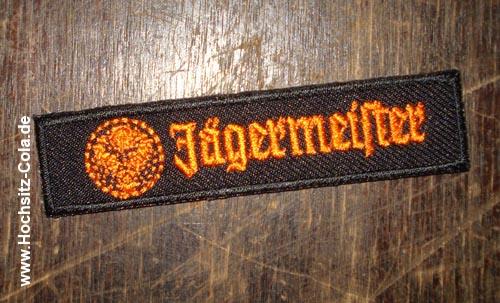 Jägermeister Patch/Aufnäher #6