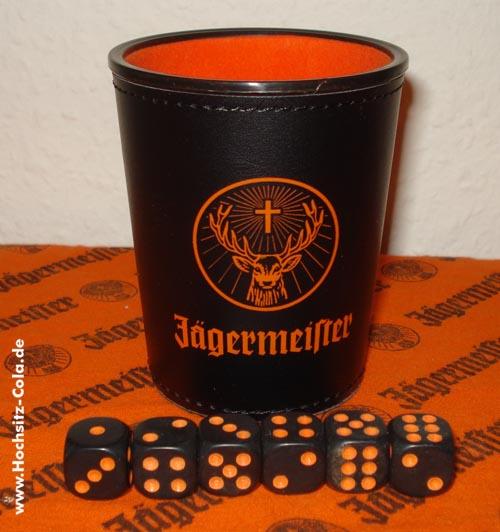 Jägermeister Würfelbecher #4