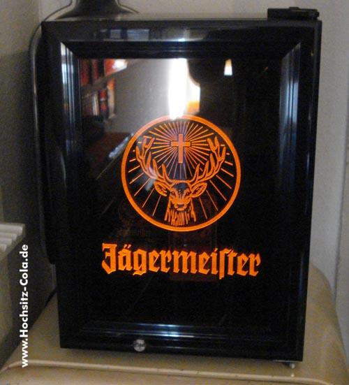Jägermeister Mini Kühlschrank / Mini Cooler