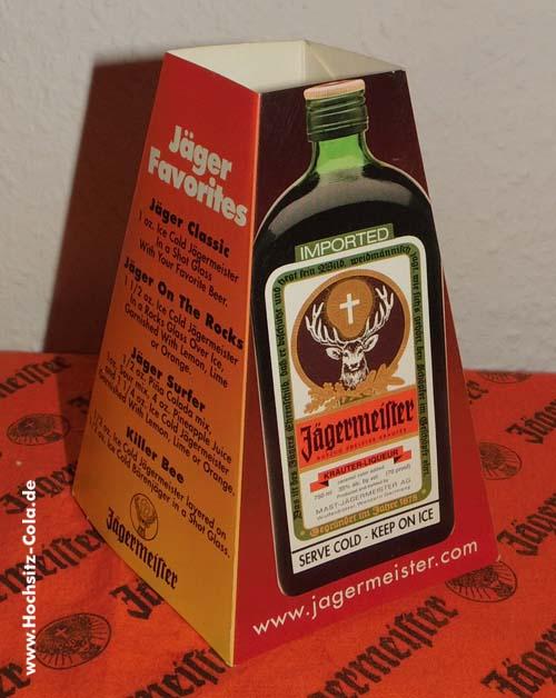 Jägermeister Pappaufsteller #2 USA