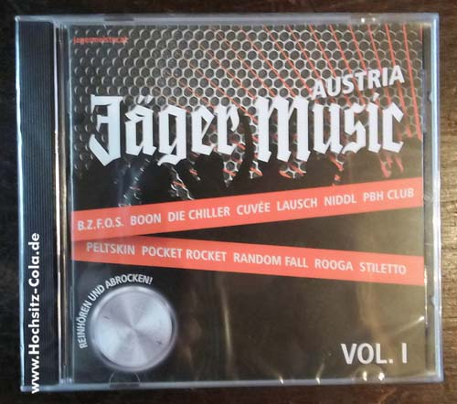 Jäger Music Austria Vol. 1