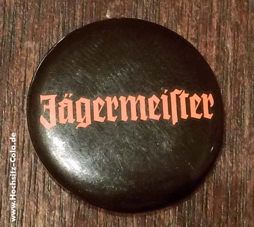 Jägermeister Button #12