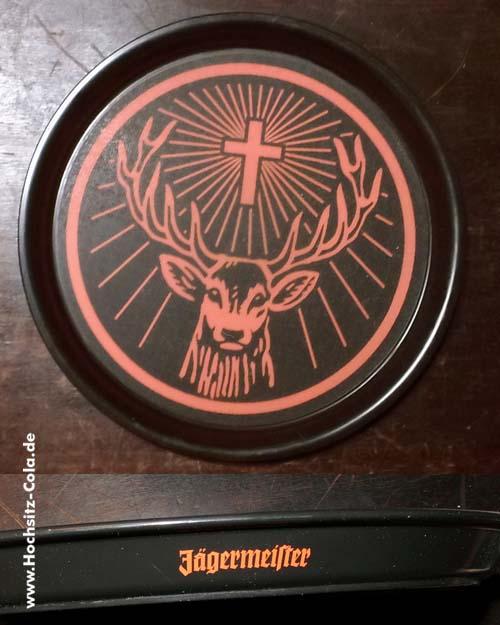 Jägermeister Tablett #8