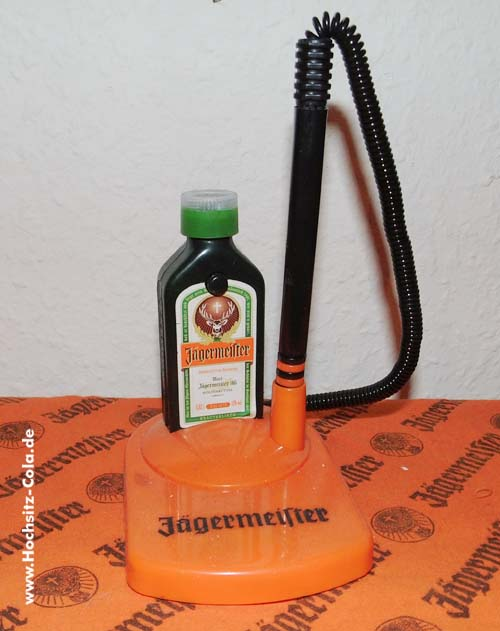 Jägermeister Stifthalter