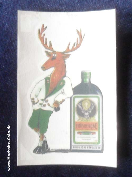 Jägermeister Fake Tattoo #3