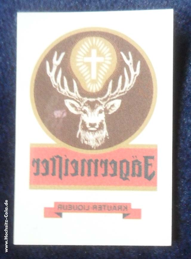Jägermeister Fake Tattoo #5