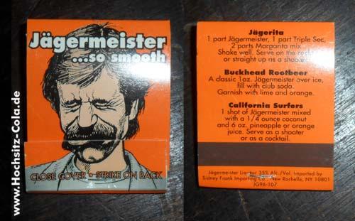 Jägermeister Straichölzer USA