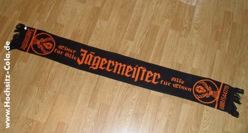 Jägermeister Schal #2