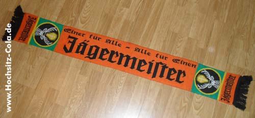 Jägermeister Schal #1