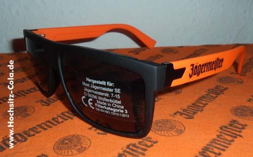 Jägermeister Sonnenbrille #9