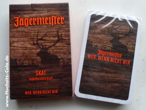Jägermeister Skatspiel #7