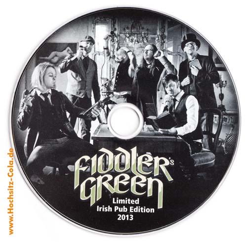 Promo CD Fiddler Green Jägermeister Edition