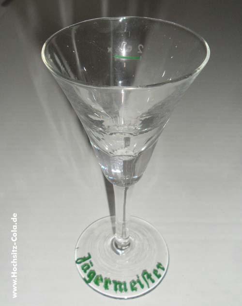 Jägermeister Glas