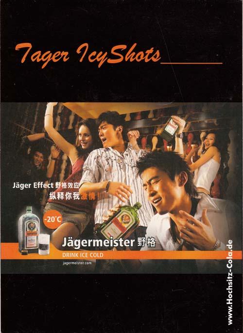 Jägermeister Flyer Japan