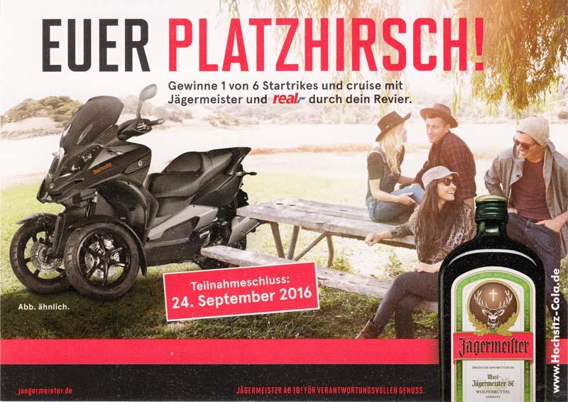 Jägermeister Mini Kühlschrank Gewinnspiel : Jägermeister gewinnspiel bilder u bmb fotos