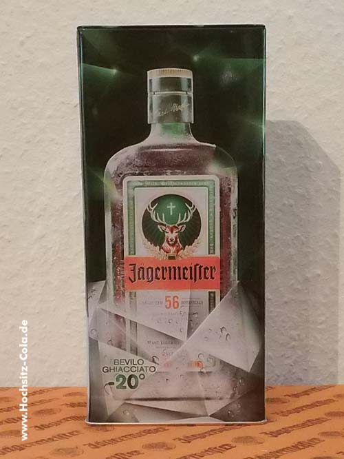 Italienische Jägermeister Geschenkdose