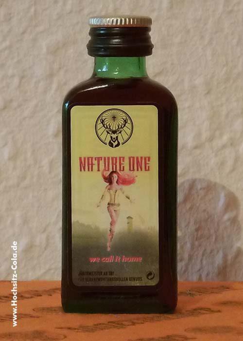 Jägermeister Nature One Flasche 2017
