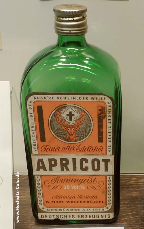 Apricot - Sonnengeist