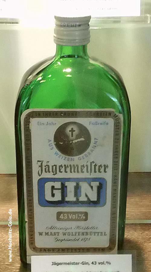 Jägermeister Gin