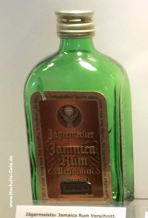 Jägermeister Jamaica Rum Verschnitt, der starke Urige