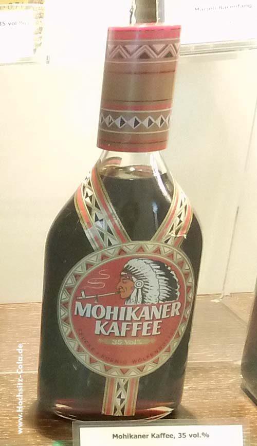 Mohikaner Kaffee