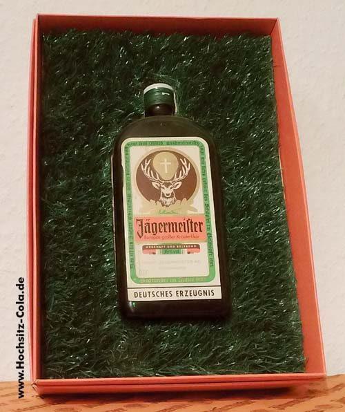 Jägermeister Geschenkset Kunstrasen