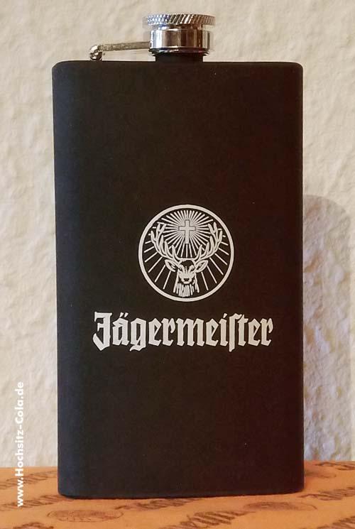 Jägermeister Flachmann #7 USA