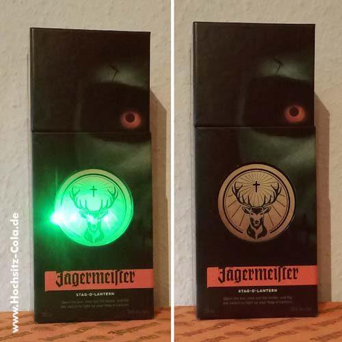 Jägermeister Halloween Box USA 2017
