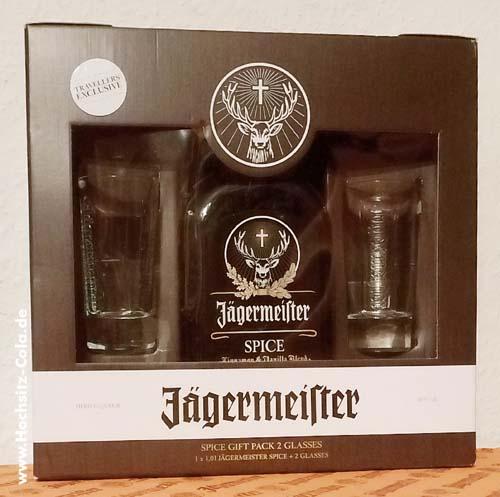 Jägermeister Spice Geschenkset #