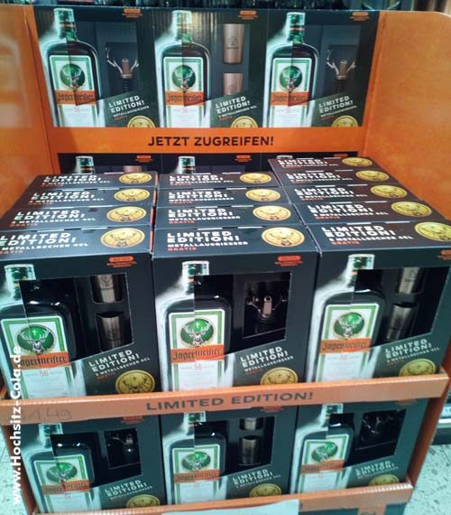 Jägermeister limited Edition