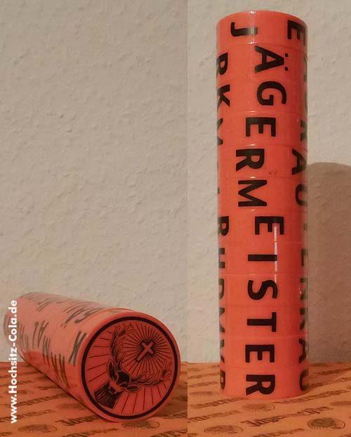 Jägermeister Buchstabendrehspiel
